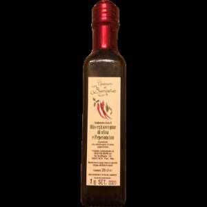 Olivenöl – Olio extravergine di Oliva e Peperoncino