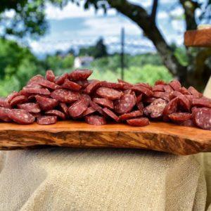 Salami und Wurstwaren